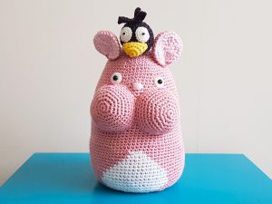 Studio Ghibli Crochet Blanket Progress - YouTube | 225x300